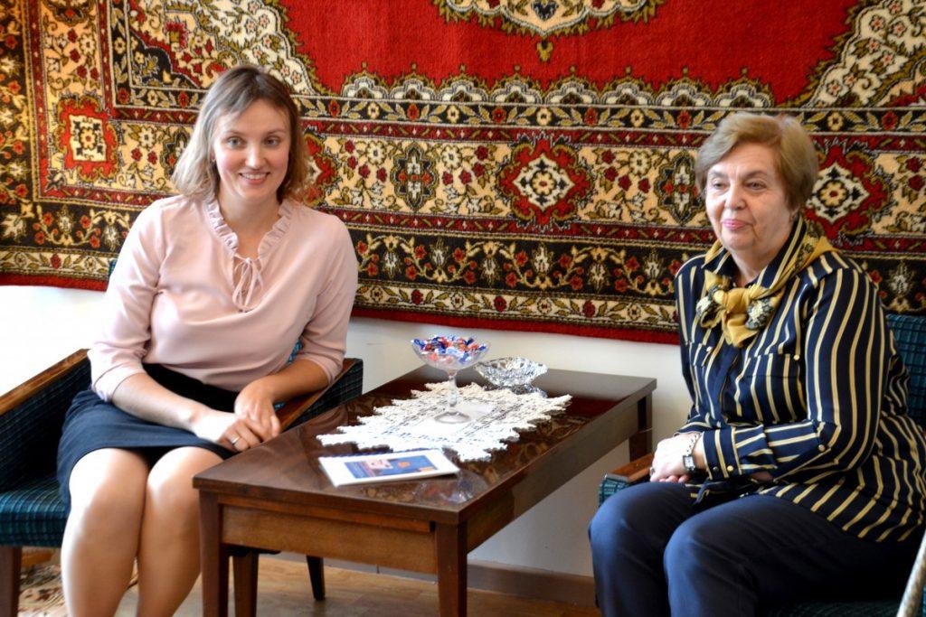 Выставка «В квартире советских времён» в Даугавпилсском музее. Фото: Елена Иванцова