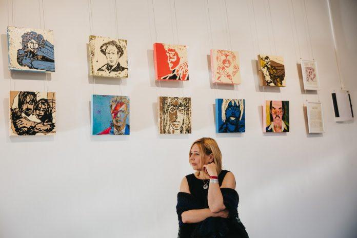 Выставка Алины Петкун
