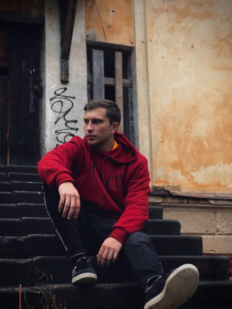 Александр Лабуть. Фото: Жанна Шилейнис-Шилейко