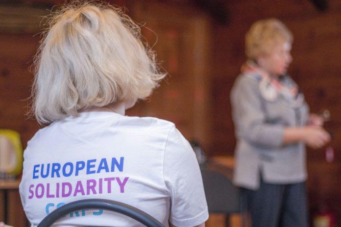 Конференция о проектах ESF в Беркенеле. Фото: Евгений Ратков