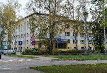 Здание на ул. Парадес, 7 в Даугавпилсе. Фото: Елена Иванцова