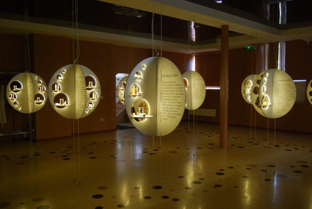 В музее Pure Chocolate. Фото: Елена Иванцова