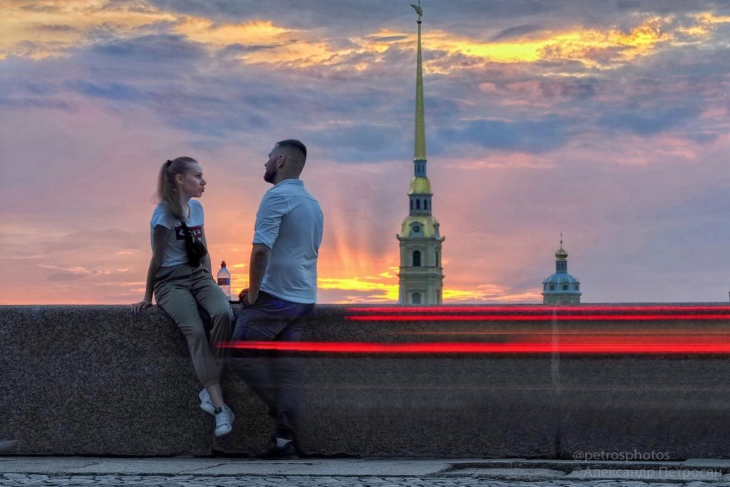 Санкт-Петербург, сентябрь 2020 года. Фото: Александр Петросян