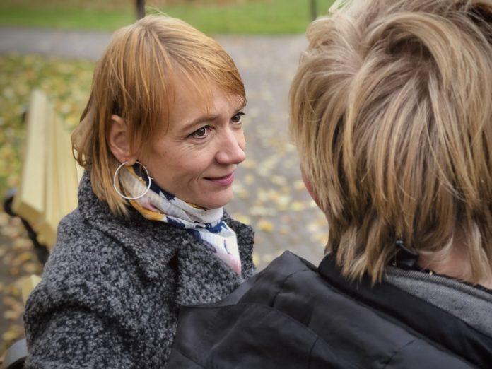 Сандра Семёнова. Фото: Жанна Шилейнис-Шилейко