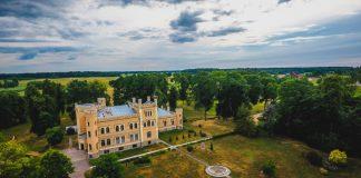 Гарсенский замок. Фото: garsenespils.lv