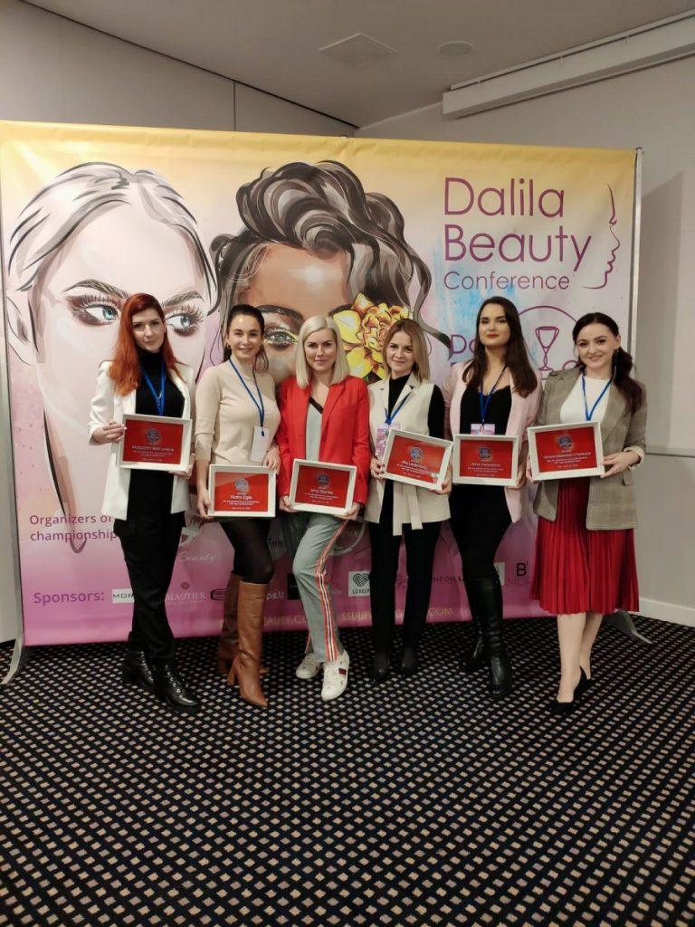 Dalila Beauty Cup 2020. Фото из архива Ирины Роните