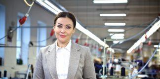 Диана Якубовская, руководитель швейного производства Deora. Фото: Сергей Соколов