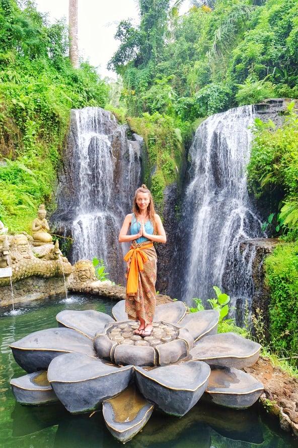 Татьяна Батова на Бали. Фото из личного архива