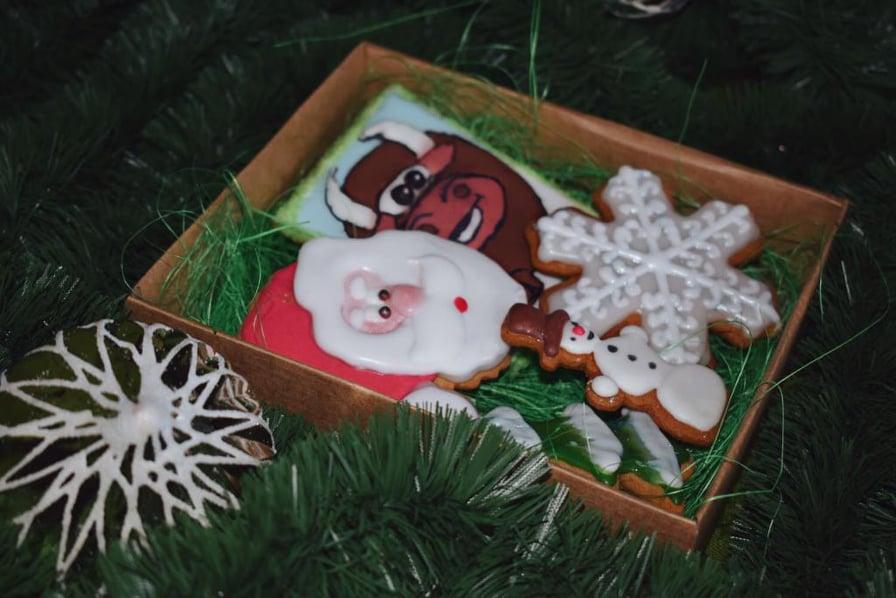Рождественское печенье Ингриды Лисовской
