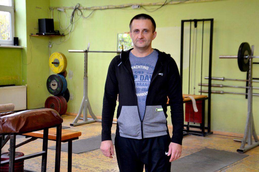 Тренер спортшколы Лудзенского края Виктор Долгилевич. Фото: R Media