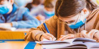 Ношение масок в школе gannett-cdn.com