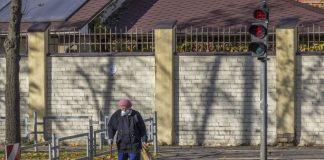 Даугавпилс, ноябрь 2020 года. Фото: Евгений Ратков