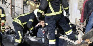 Петринья. Последствия землетрясения 29 декабря 2020 года. Фото: Jutarnji List