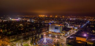 Рождественский Даугавпилс. Фото: Андрей Емельянов