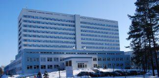 Даугавпилсская региональная больница. Фото из архива Елены Иванцовой