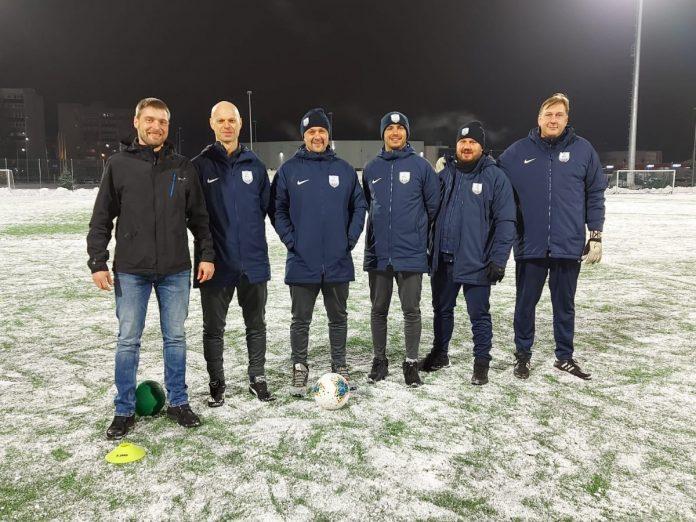 Фото со страницы BFC Daugavpils на фейсбуке