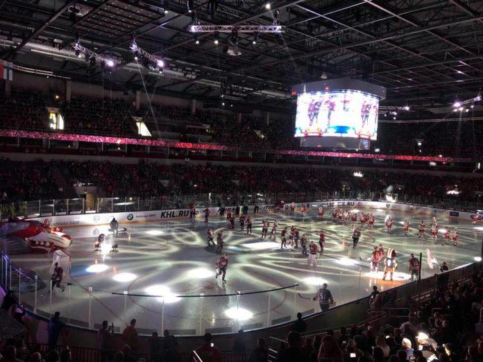 Фото: Arēna Rīga (Arena Riga)