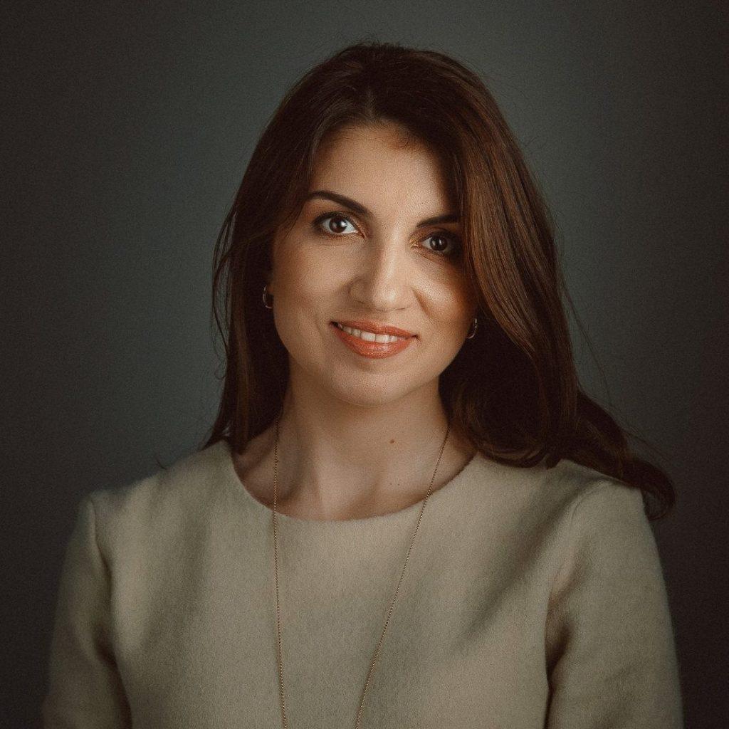 Диана Лапкис. Фото из личного архива