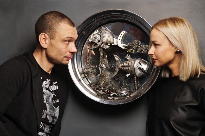 Александр и Алина Нестерюк, владельцы Nester Custom