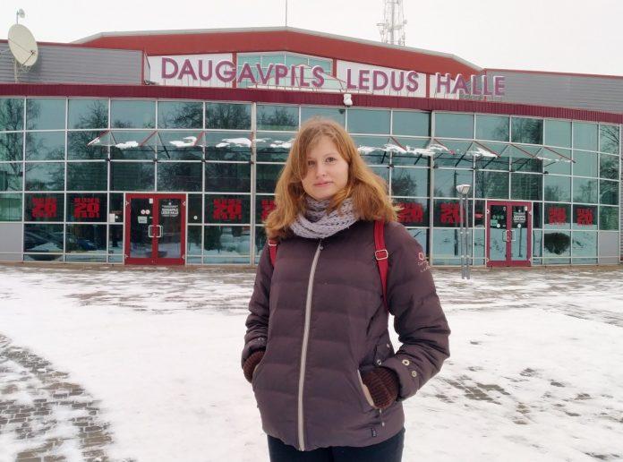 Алёна Долинда. Фото: Елена Иванцова