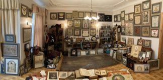 Общий вид коллекции Музея масонства в Риге. Фото из архива Константина Рубахина