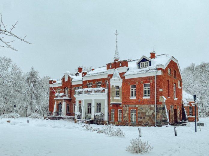Лузнавское поместье. Фото: www.luznava.lv