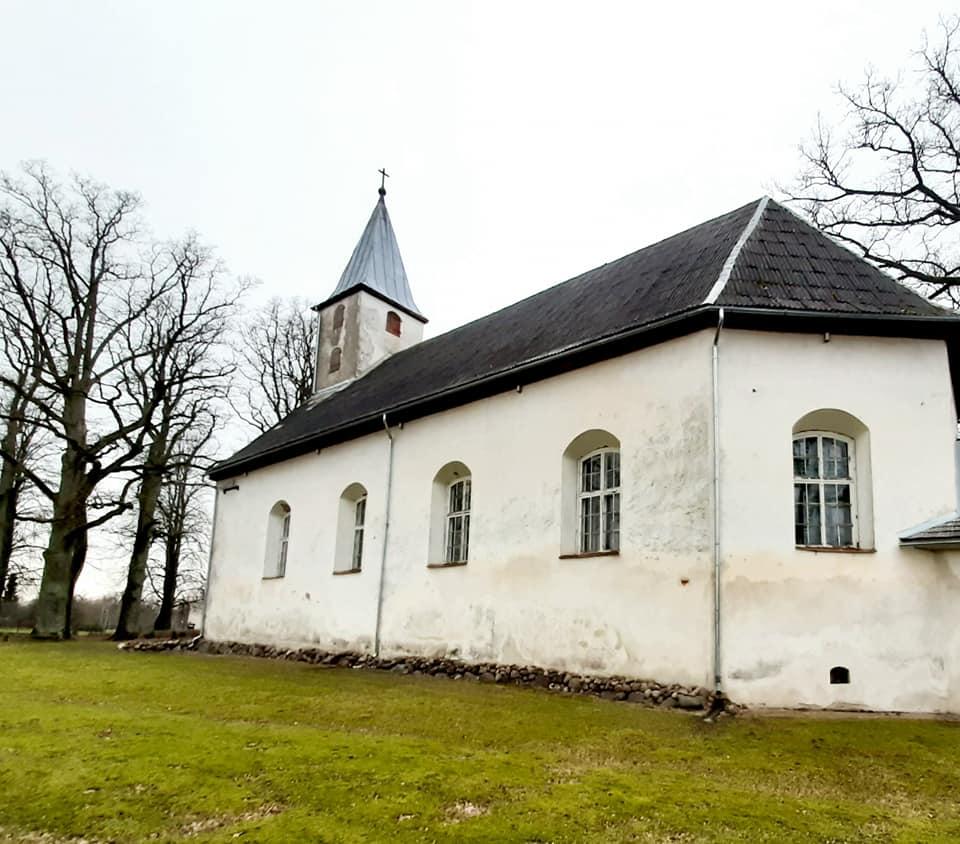 Лютеранская Малпилсская церковь. Фото: Виктория Трофимова-Гаике