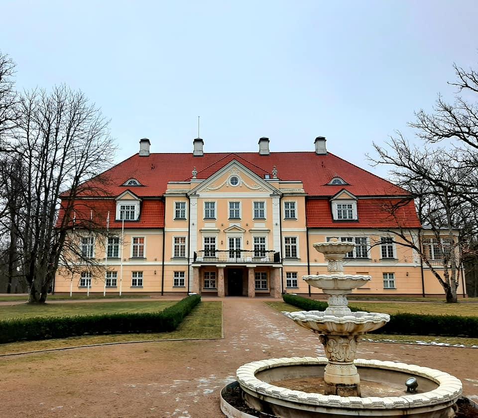 Малпилсское поместье. Фото: Виктория Трофимова-Гаике