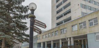 Даугавпилсская региональная больница. 12 января 2021 года. Фото: Евгений Ратков