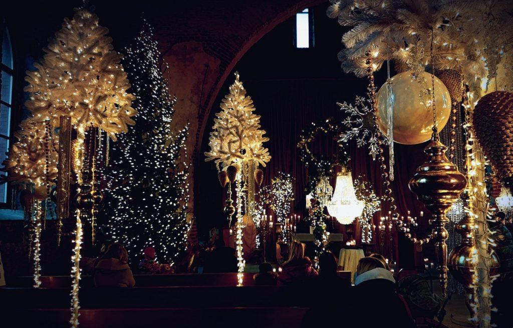 Ропажская церковь. Декабрь 2020 года. Фото: Виктория Трофимова-Гаике