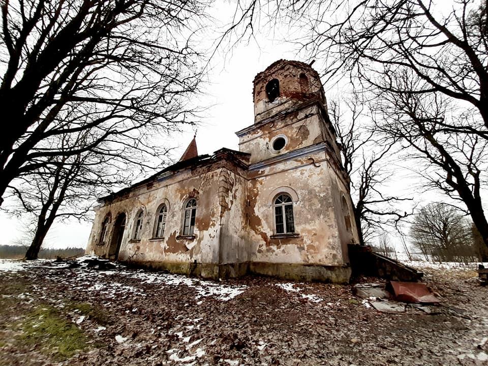 Православная церковь Святого Николая в Заубе. Фото: Виктория Трофимова-Гаике