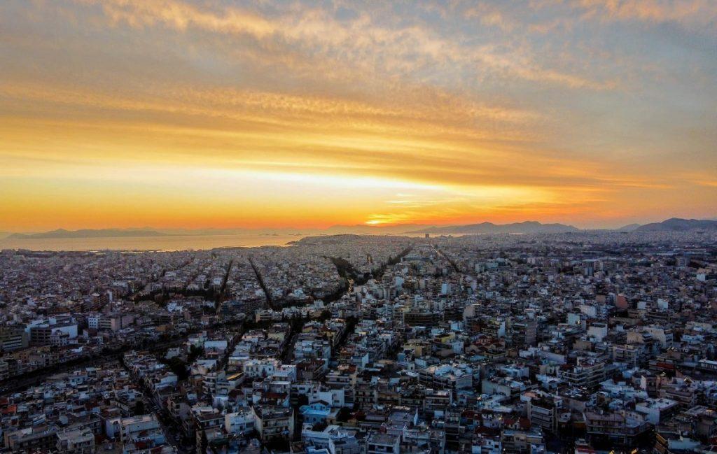 Афины. Фото из личного архива Сергея Казарина