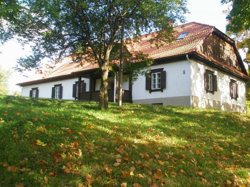 Дом Райниса в Беркенеле. Фото: Елена Иванцова