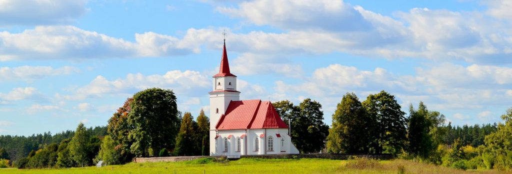 Элернский костел. Фото: visitdaugavpils.lv