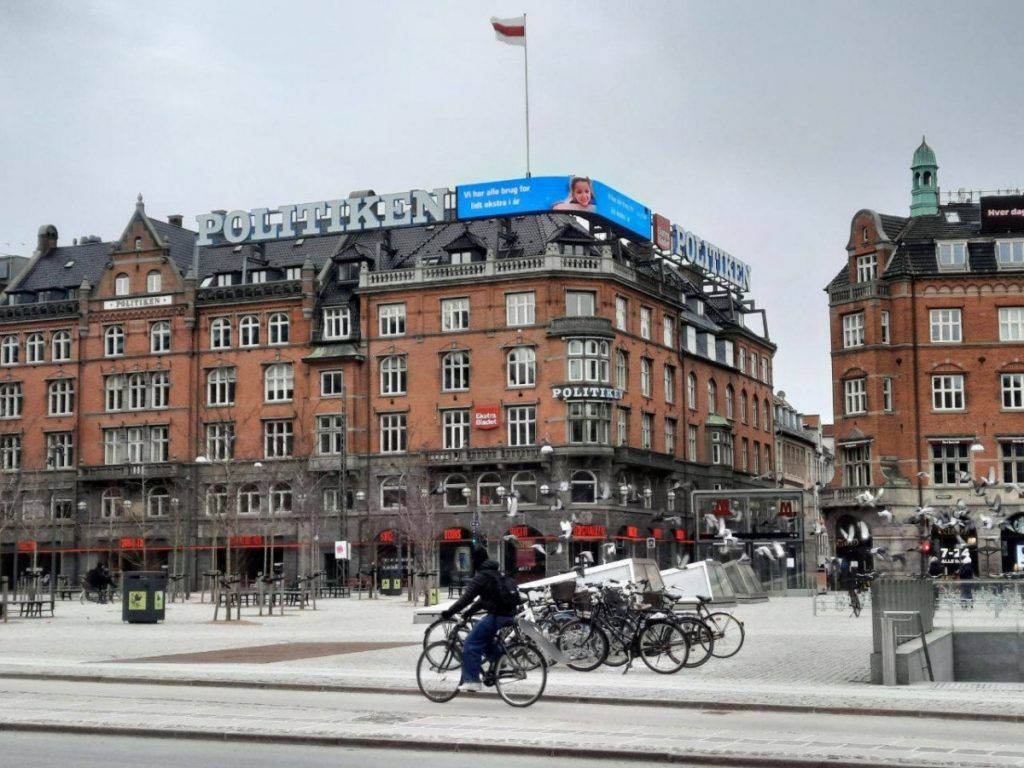 Копенгаген. Фото со страницы Настоящая Беларусь на фейсбуке
