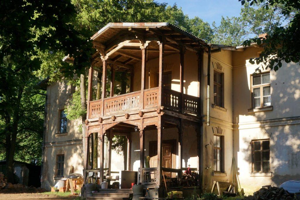 Лиелборнское поместье. Фото lielbornesmuiza.lv