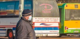 Даугавпилс, февраль 2021 года. Фото: Евгений Ратков