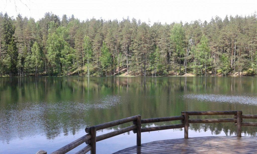 Озеро Черток. Фото: Елена Иванцова