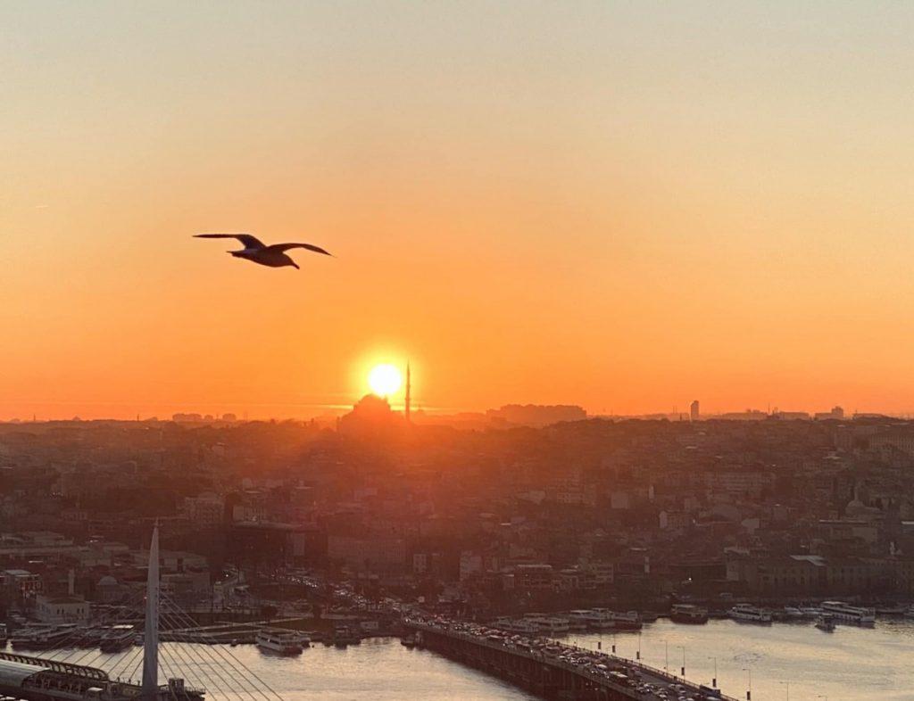 Стамбул. Фото из личного архива Сергея Казарина