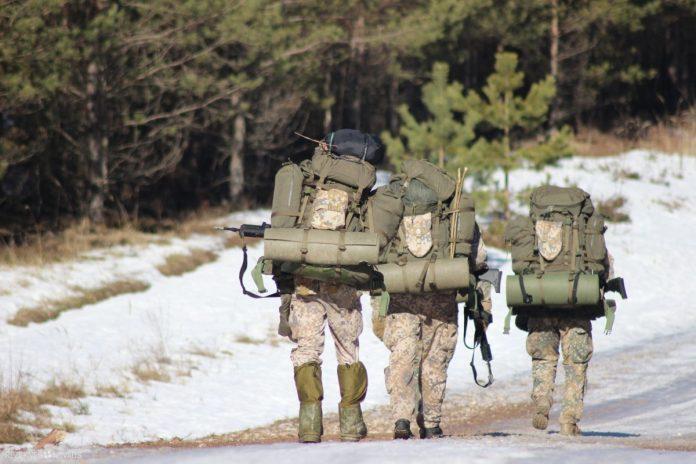 Учения пройдут в Даугавпилсском и Резекненском краях. Фото: www.zs.mil.lv