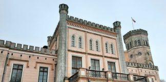 Замок Вецауце. Фото: Виктория Трофимова-Гаике