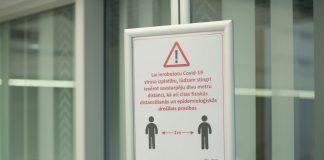 Коронавирус. Фото: Latvijas Republikas Saeima