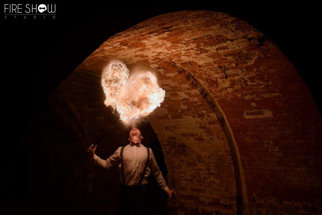 Fire Show studio. Фото: Макар Кириков