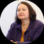 Яна Фелдмане, руководитель отдела здоровья окружающей среды департамента общественного здоровья Минздрава. Фото: Re:Baltica