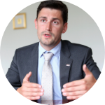 Свен Хенкузен, директор Госагентства лекарств. Фото: Re:Baltica