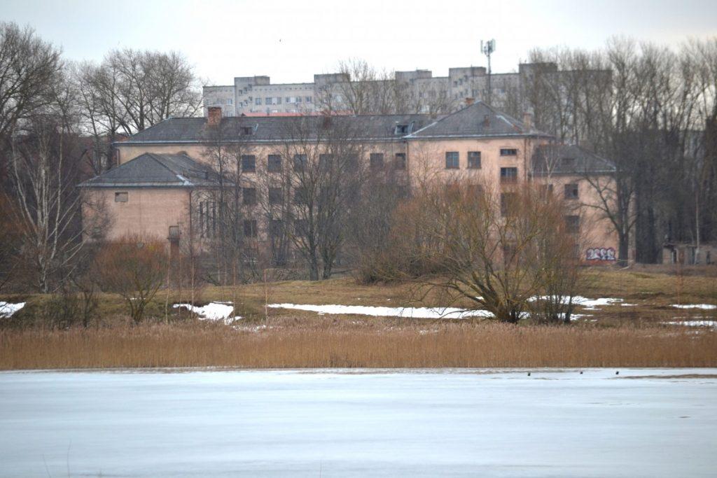 Бывшая 7-я основная школа. 26 февраля 2021 года. Фото: Елена Иванцова