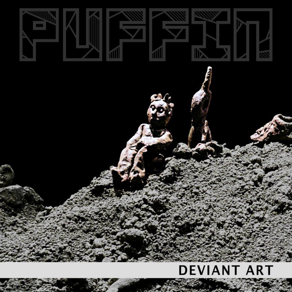 Обложка альбома Deviant Art. Фото из архива Дмитрия Панфилова