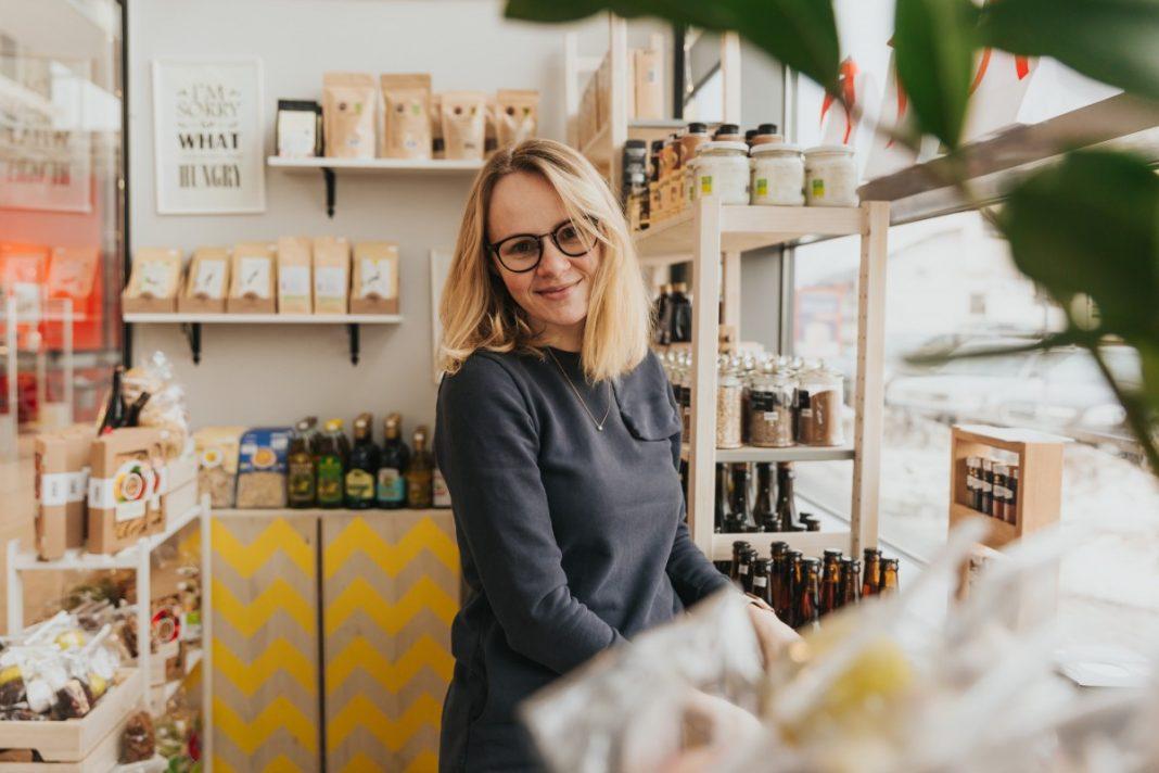 Ольга Сютрукова, владелица магазина Imbir Food Stories