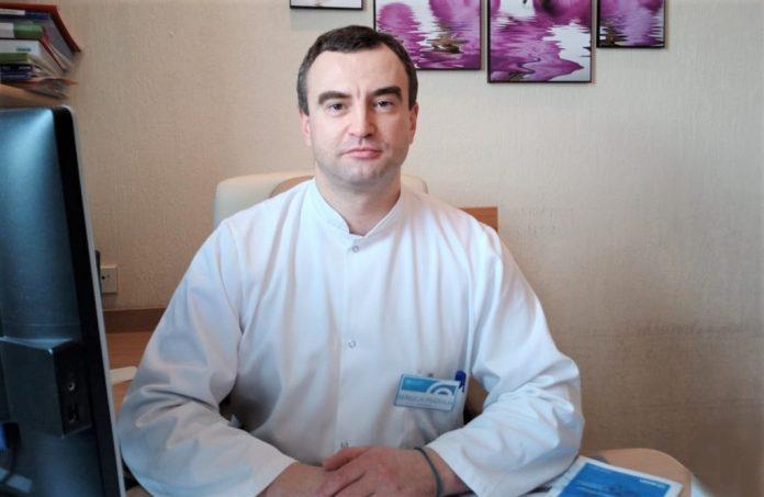 Сергей Пудулис. Фото: slimnica.daugavpils.lv
