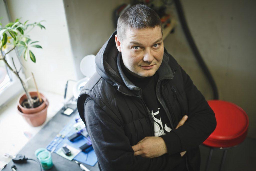 Николай Мартынов. Родом из города атомщиков.